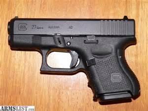 Glock 27 40 Sw Gen 4