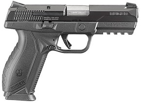 Ruger American Pistol 9MM, 45ACP