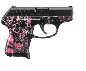 Ruger LC9 S Muddy Girl 9MM, 7 rds or Krytek Pontus Blue