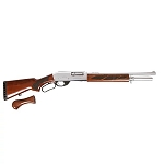 Pro Series L.,Lever Action, Silver/Walnut, Black/Walnut, Silver/Black