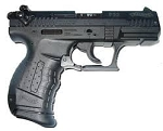 Walther P22, .22LR