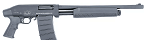 Pro Series M Pump Action, Tactical Stock